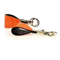desiary.de - Schlüsselanhänger II Rochen, orange