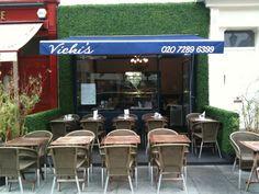 Vicki's - Warwick Avenue, London