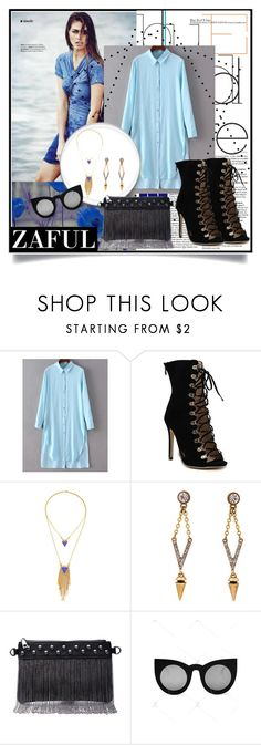 """blue"" by dina-97 ❤ liked on Polyvore"