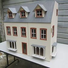 1/12 scale Dolls House   Radcliff Shop Kit   by DHD  dolls house direct