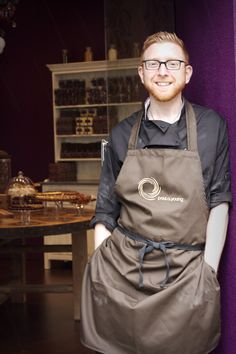 Paul Young is a groundbreaking and inspirational chocolatier who is at the forefront of the British chocolate scene. Paul's passion for his ...