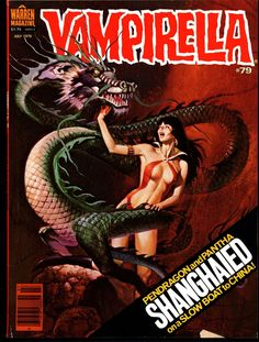 VAMPIRELLA #79 Jose Gonzalez Rafael Auraleon Esteban Maroto Jose Ortiz Sexy Blood Sucking Vampire Cult Anti-Hero