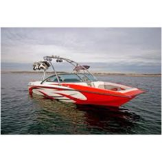 GREAT SKI / WAKE BOARD BOAT...one of our big investments will be here lol