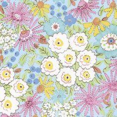 Priscilla Fabric Fat Quarters By Lila Tueller For Riley