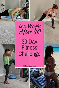 , 30 Day Fitness Challenge Printable Calendar for Women Over 40 - Lose weight with this fast moving, workout challenge for beginners or advanced. , 30 Day Fitness Challenge Printable Calendar for Women Over 40 - Lose weight wi. Month Workout Challenge, Workout Schedule, Weight Loss Challenge, Monthly Workouts, Fitness Herausforderungen, Health Fitness, Fitness Journal, Fitness Plan, Short Workouts