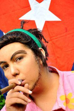 Cuba THESE EYEBROWS Oo by Halbtraum.deviantart.com on @deviantART