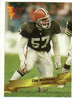 Clay Matthews Jr Browns