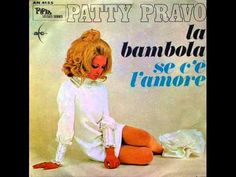 Patty Pravo - La bambola - 1968 - YouTube