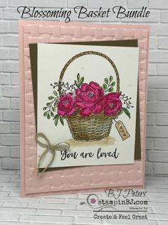 Blossoming Basket Beauty