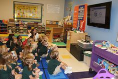 Telepresence with illustrator Josh Alves brought such joy to Junior K! They learned that great art starts with the basic shapes they know and love.