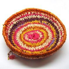 Image of Handwoven Basket by Tjanpi Desert Weavers