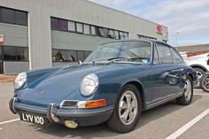 Lyvie a very rare beautifully preserved 1966 RHD Porsche in Aga blue Porsche 912, Automotive Design, Aga, Cool Stuff, Classic, Cameras, Mini, Inspiration, Style
