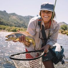 Fishing has long been a beloved pastime of generations of people. Part of the fun of fishing is due to the experience of being outside and fully enjoying the Fly Fishing Net, Fishing World, Deep Sea Fishing, Fishing Bait, Fishing T Shirts, Trout Fishing, Fishing Tattoos, Fishing Tips, Fishing Outfits