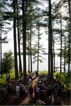 * Anna and Owen marry at Migis Lodge on Sebago Lake in Maine Maine Wedding Venues, Lodge Wedding, Wedding Locations, Destination Wedding, Cape Cod Wedding, Wedding Decorations, Wedding Ideas, Island Weddings, Photography Portfolio
