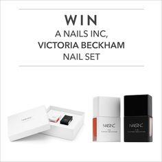 Win A Nails Inc Victoria Beckham Nail Set