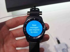 LG G Watch R hands on review