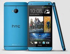 htc one blue edition