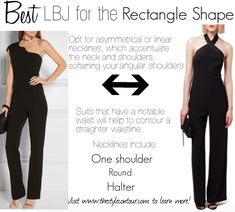 Jump Start Your Style with the Perfect Little Black Jumpsuit (LBJ) for Your Body Shape! - The Style Contour