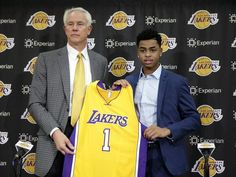 Russell ready to restore Lakers glory alongside Nance, Brown