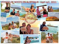 Voyage de noce, destination Australie