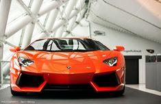 Lamborghini Aventador LP700-4...this would look good in your garage!