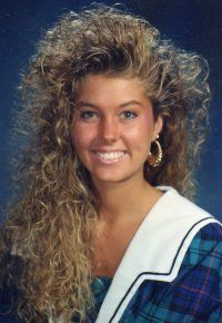wishing the 80's hair would come back............lol. i think i might be the only one...........but i would be on the bandwagon!!!!