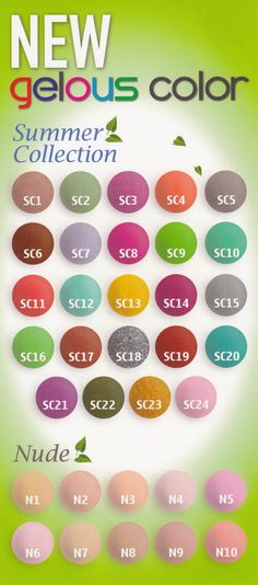 New SNS Colors Summer and Nude Collection for summer 2015 are available at Angel Nail Spa (407)343-0118 .