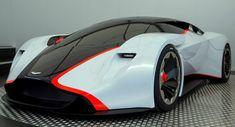 Aston Martin DP 100 Vision » Los Mejores Autos