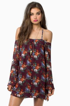 Tobi Suzie Floral Dress