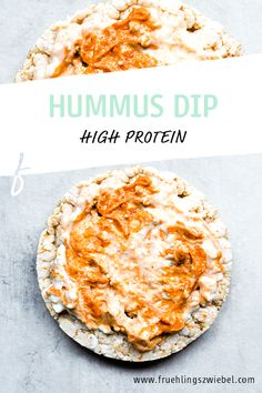 Hummus Dip, High Protein, Camembert Cheese, Motivation, Ethnic Recipes, Fitness, Food, Snack Recipes, Healthy Snack Foods