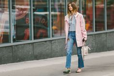 The Best Street Style From New York Fashion Week - Racked