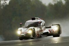 Petit Le Mans 2013 ALMS Highcroft Delta Wing Coupe Thursday 03