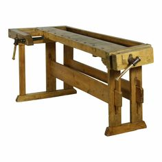 Workbench #woodworkingbench