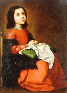 Francisco de Zurbaran (1598 – 1664, Spanish)