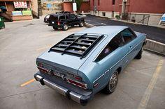 THE STREET PEEP: 1978 Datsun B210 GX Coupé--1st car I bought!