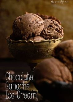 a copycat of the best bite of chocolate ice cream I ever had, its smooth, rich and oh so decadent