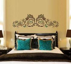 Dormitorio cama marron | Welcome home | Pinterest | Woman bedroom ...