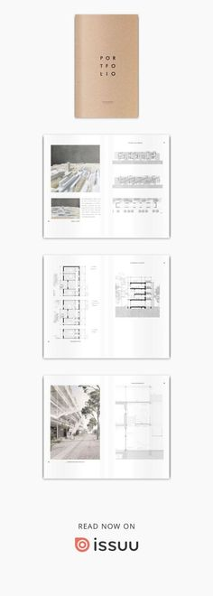 Architektur Portfolio 2018 Michael Bögelein Architektur Portfolio 2018 - - Barb's World Design Corporativo, Logo Design, Layout Design, Design Model, Design Ideas, Portfolio Design Layouts, Architect Portfolio Design, Mise En Page Portfolio, Portfolio Book