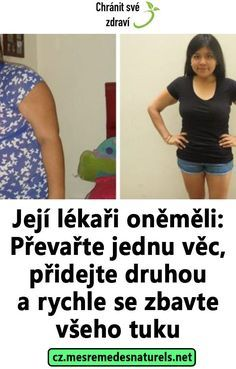 Její lékaři oněměli: Převařte jednu věc, přidejte druhou a rychle se zb. Cholesterol, Fat Burning, Detox, Food And Drink, Health Fitness, Hair Beauty, Weight Loss, How To Plan, Women's Fashion