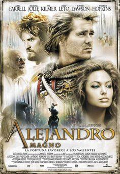 Alejandro Magno (2004) EEUU. Dir: Oliver Stone. Acción. Aventuras. Cine épico. Biográfico. Antigua Grecia. Homosexualidade - DVD CINE 976