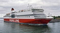 Viking Line Viking Line, Ferry Boat, Days Out, Vikings, Cruise, Ocean, Ships, Container, Boats