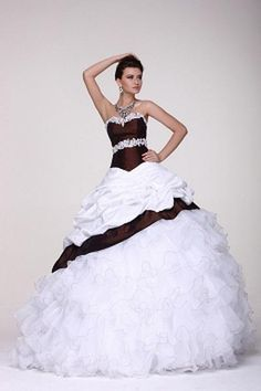 Organza Sweetheart Modern Cocktail Gown