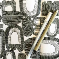 Doodling therapy // #lisacongdonsketchbook ✌🏼️