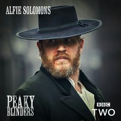 The one and only Mr Tom Hardy as Alfie Solomons in Peaky Blinders 4 📷 returns Weds Nov Tom Hardy, Cillian Murphy, Birmingham, Peaky Blinders Series, Alfie Solomons, Steven Knight, Red Right Hand, Sam Neill, Toms
