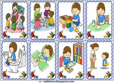 1 million+ Stunning Free Images to Use Anywhere Sequencing Pictures, Sequencing Cards, Story Sequencing, Kids Education, Special Education, Toddler Routine, Beginning Of The School Year, Speech Language Therapy, Writing Workshop