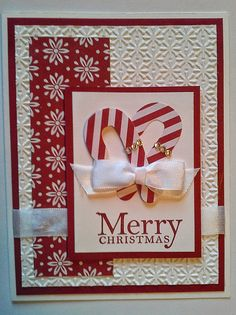 Classy Cut-ups Creations Christmas Cards