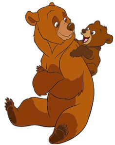 *KENAI & KODA ~ Brother Bear, 2003