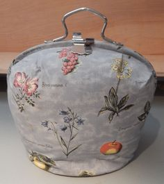 Authentic Dutch Hattem Netherlands Dithefa Tea Cozy Cosy Carrier | eBay