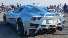 Cars and Coffee Biella at Top Gear IT base - 3: Evantra 00, Carrera GT, ...