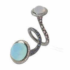Yael Sonia Jewelry  RINGS | ... Jewellery TRENDS & COLOURS - TRENDS & COLORS: Ring by Elke Berr